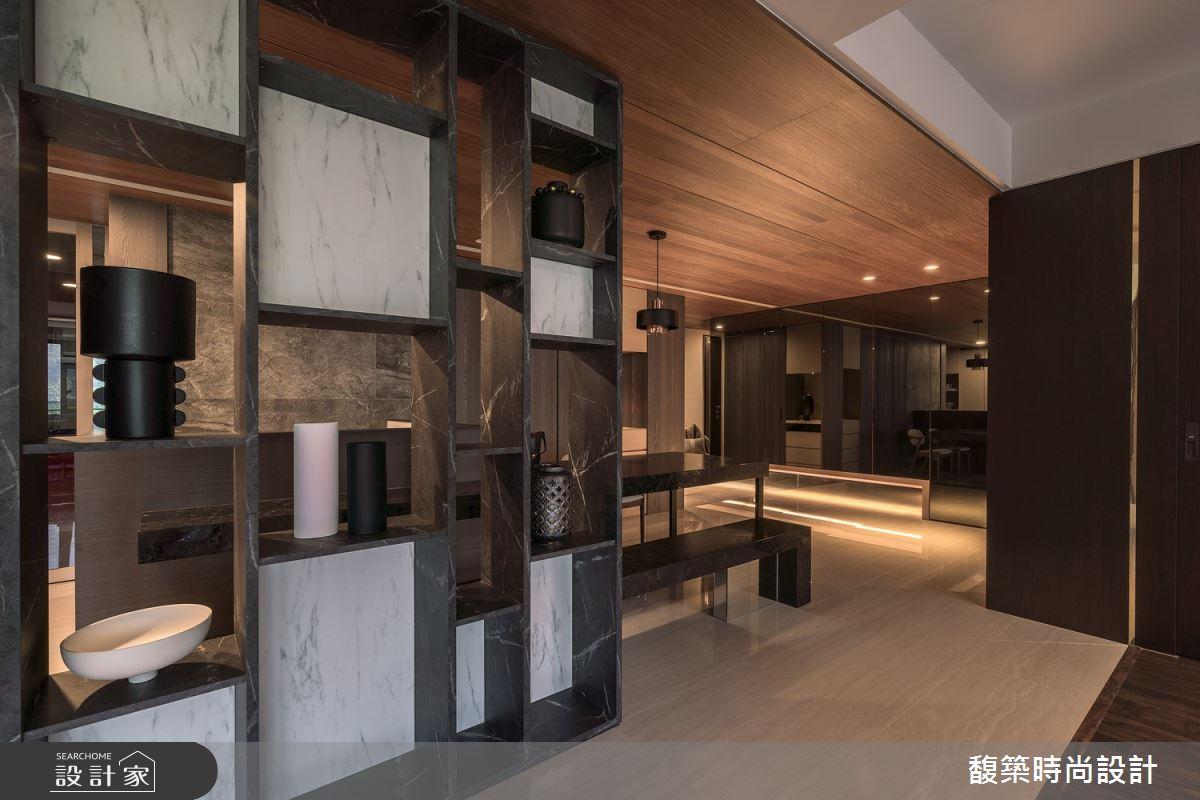 50坪新成屋(5年以下)_現代風餐廳案例圖片_馥築時尚設計_馥築_26之7