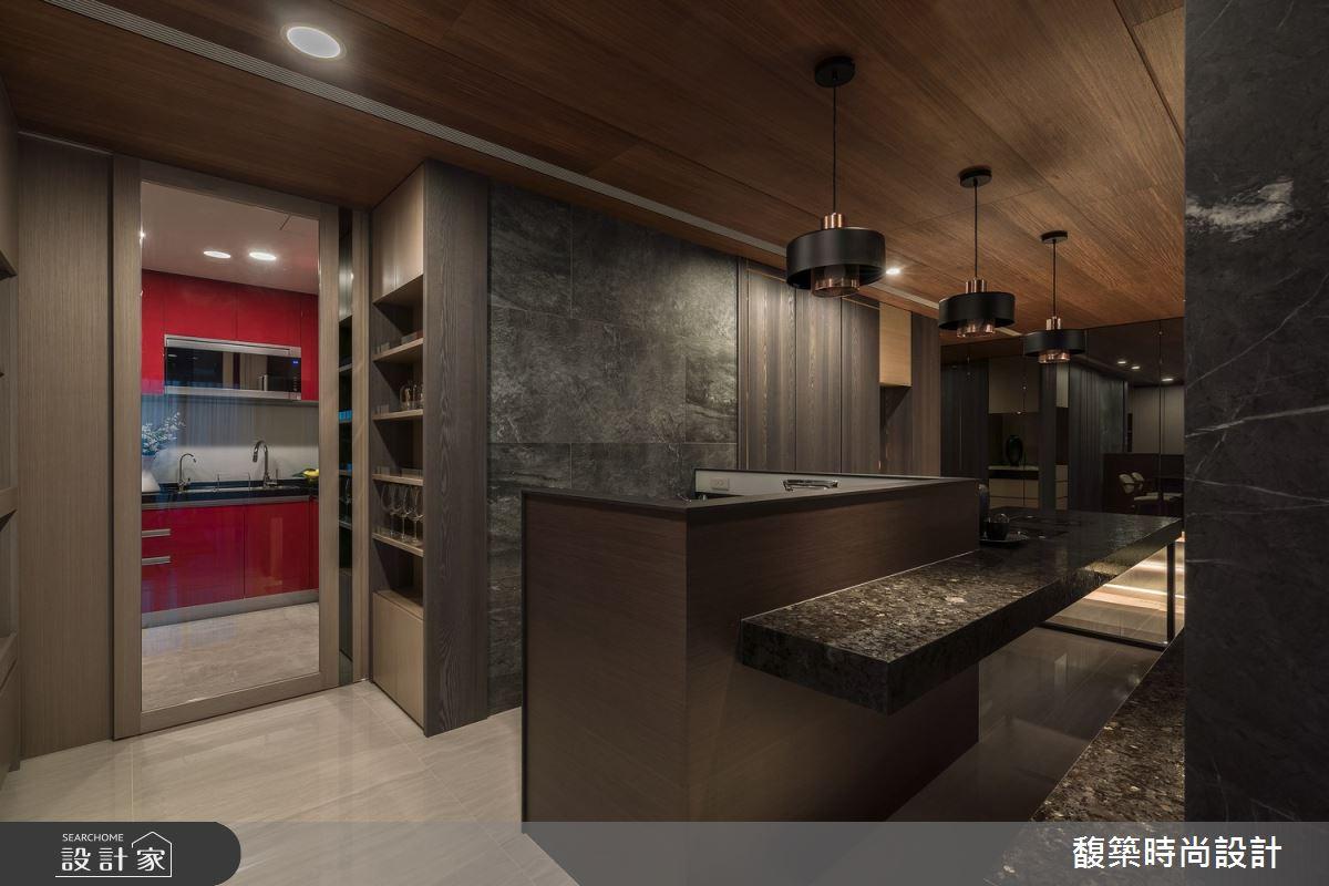 50坪新成屋(5年以下)_現代風餐廳案例圖片_馥築時尚設計_馥築_26之13