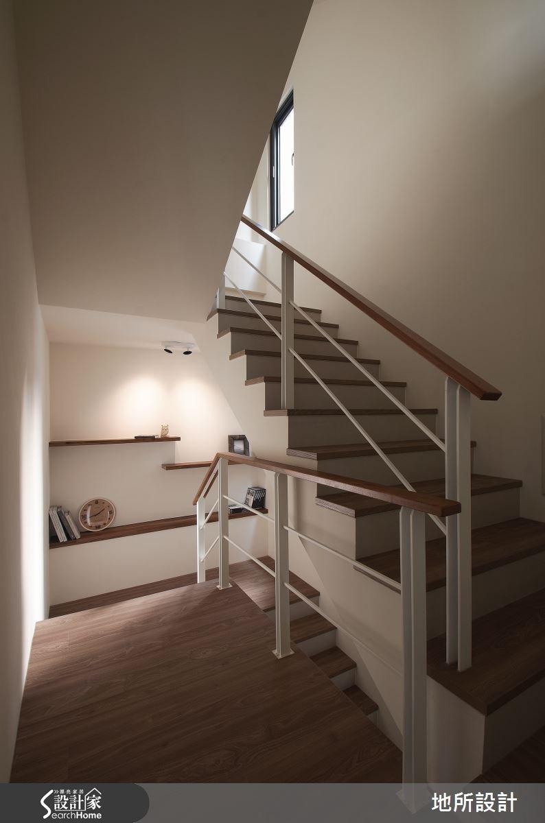 104坪_北歐風樓梯案例圖片_地所設計有限公司_地所_11之28