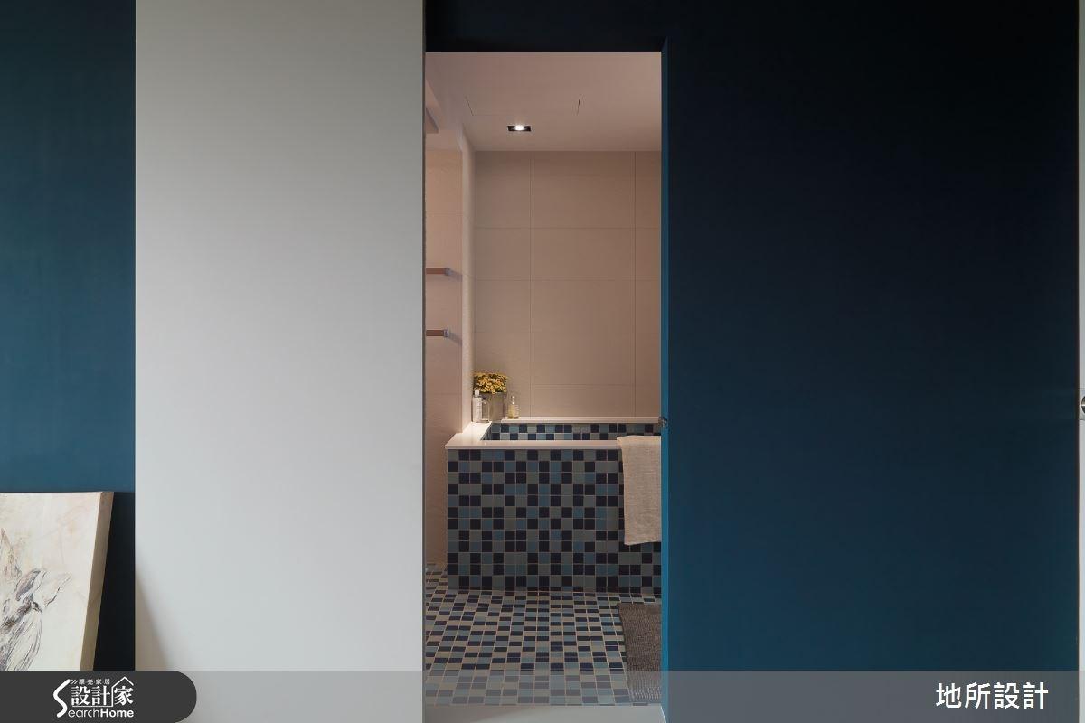 30坪_北歐風浴室案例圖片_地所設計有限公司_地所_04之6