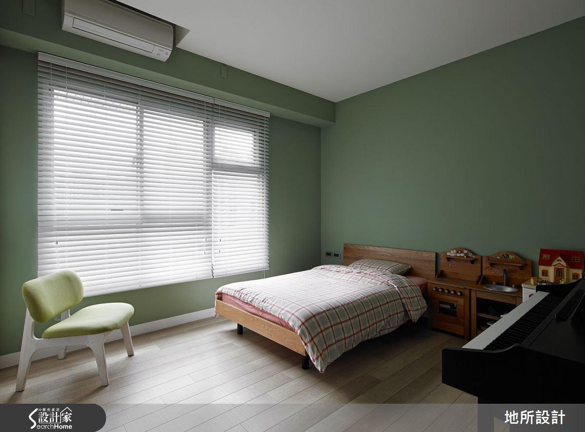 40坪新成屋(5年以下)_混搭風臥室案例圖片_地所設計有限公司_地所_17之16