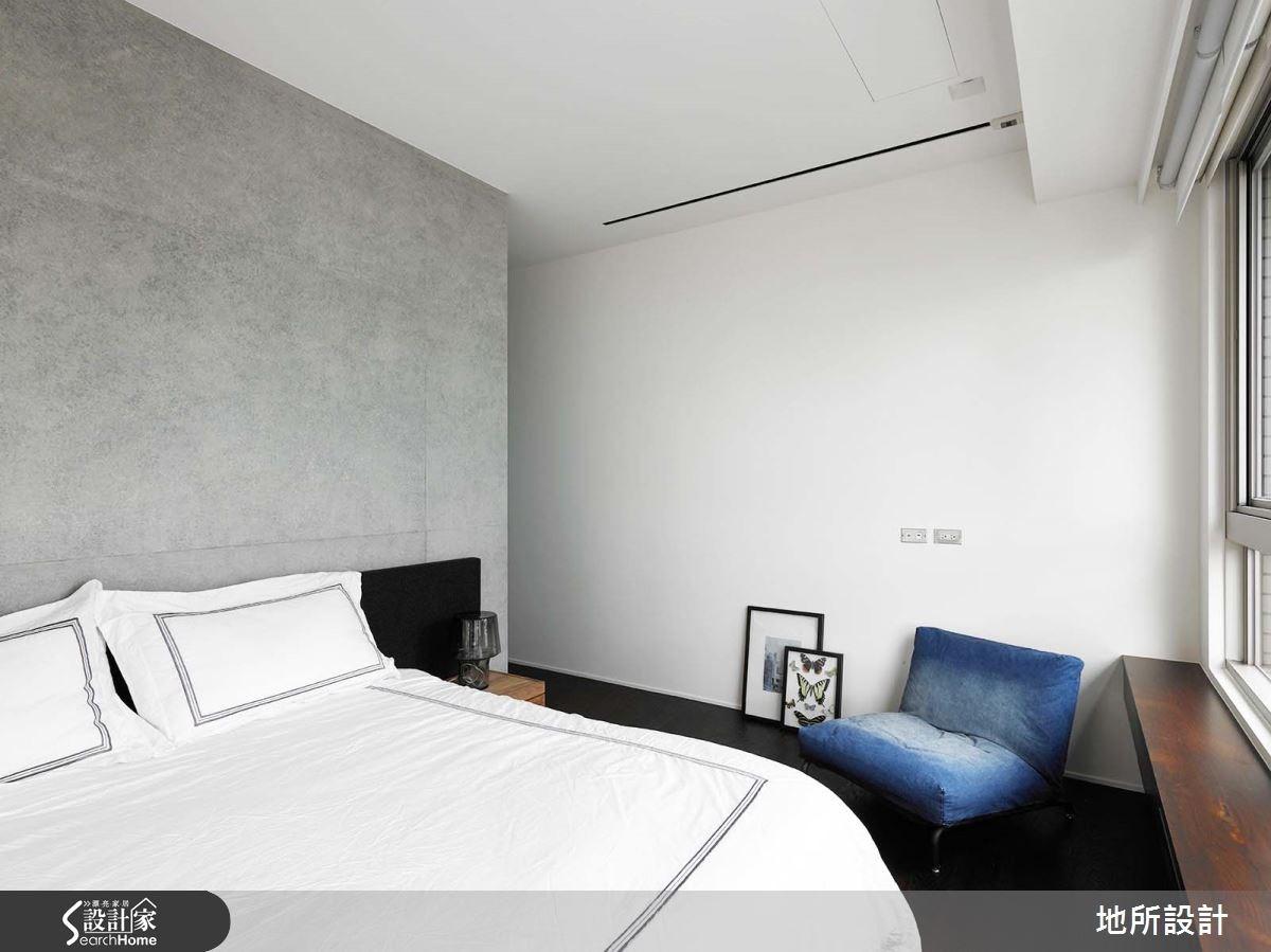 20坪新成屋(5年以下)_簡約風臥室案例圖片_地所設計有限公司_地所_19之10
