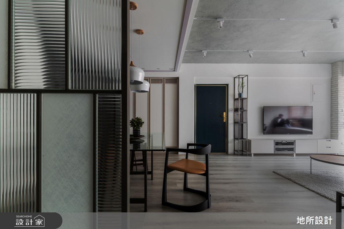 31坪老屋(16~30年)_現代風客廳案例圖片_地所設計有限公司_地所_22之7