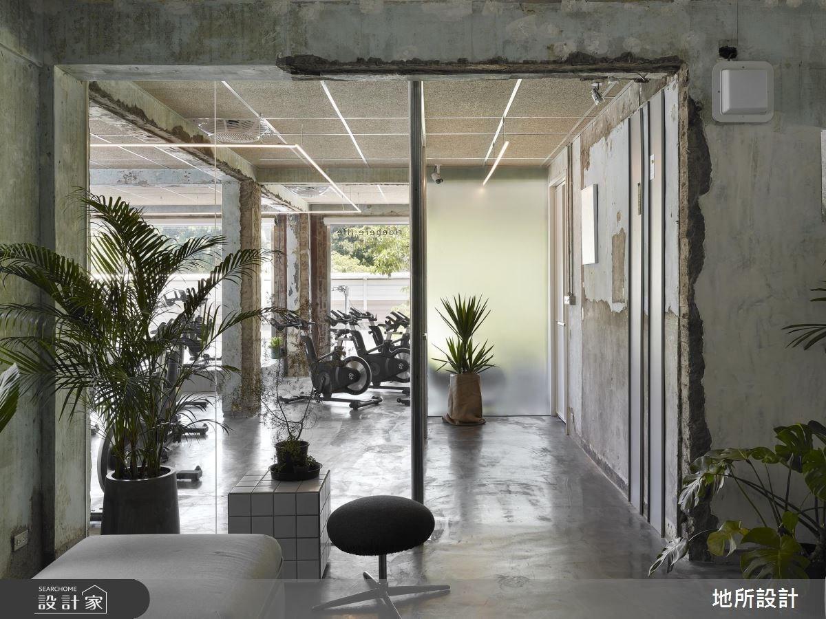 50坪老屋(16~30年)_工業風商業空間案例圖片_地所設計有限公司_地所_24之8
