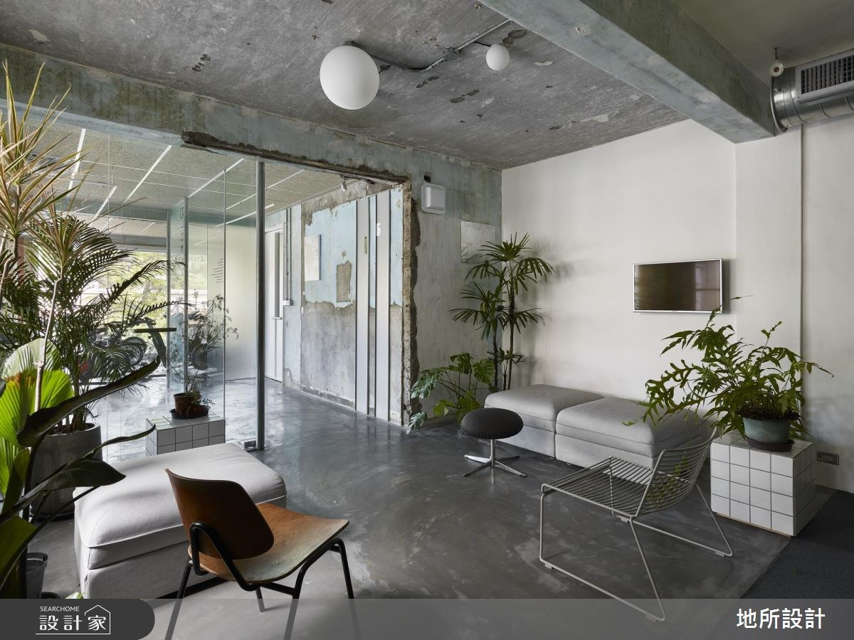 50坪老屋(16~30年)_工業風商業空間案例圖片_地所設計有限公司_地所_24之13