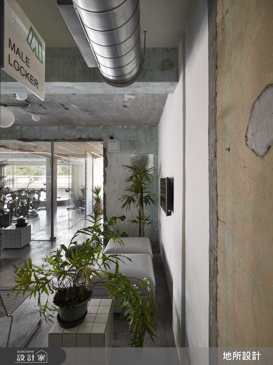 50坪老屋(16~30年)_工業風商業空間案例圖片_地所設計有限公司_地所_24之14