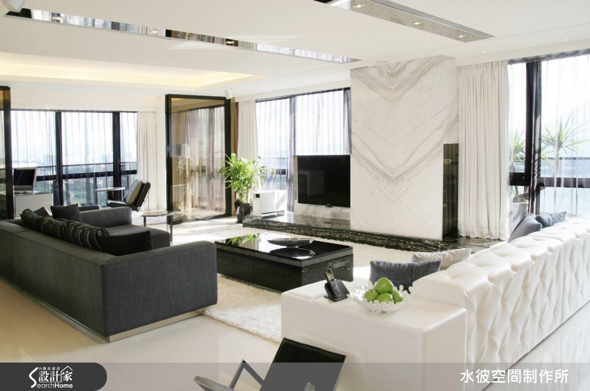 白天賞景 夜晚派對 新古典 87 坪豪宅的貴族人生