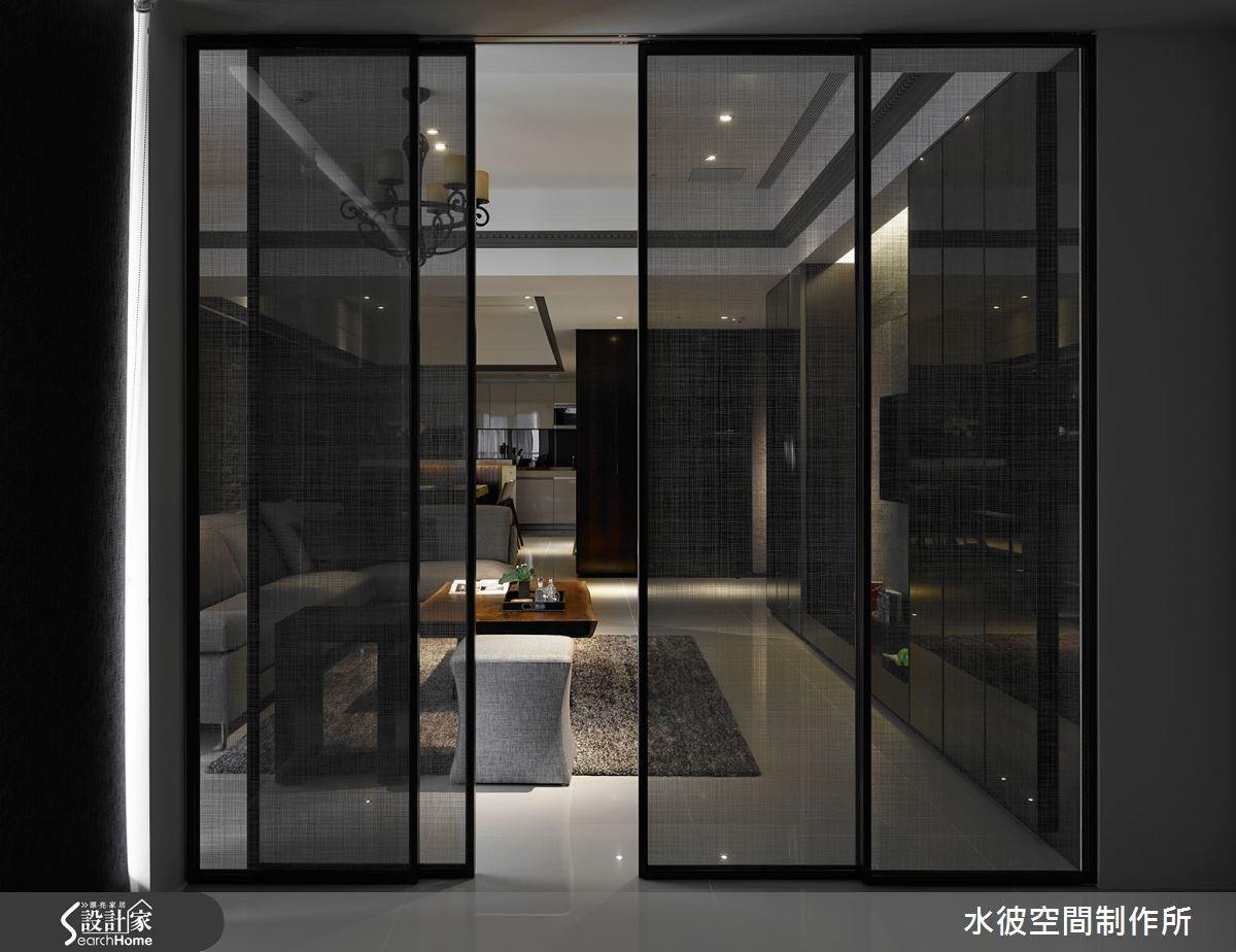 45坪新成屋(5年以下)_混搭風案例圖片_水彼空間制作所_水彼_07之1
