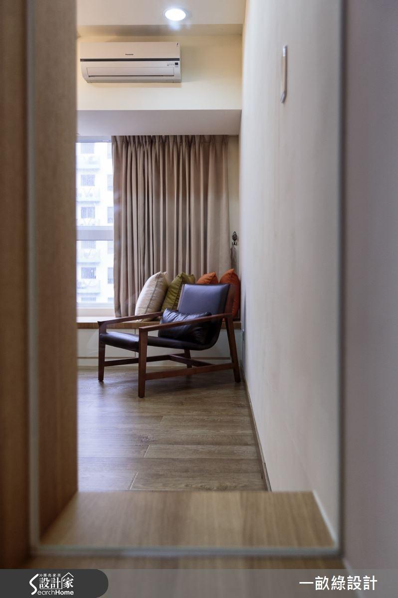 28坪新成屋(5年以下)_現代風案例圖片_一畝綠設計_一畝綠_01之8