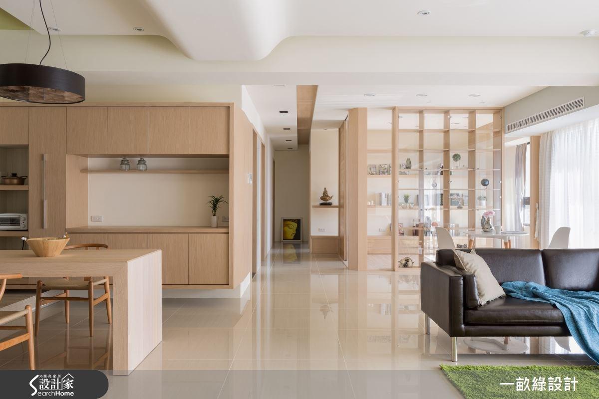 42坪新成屋(5年以下)_現代風案例圖片_一畝綠設計_一畝綠_06之3