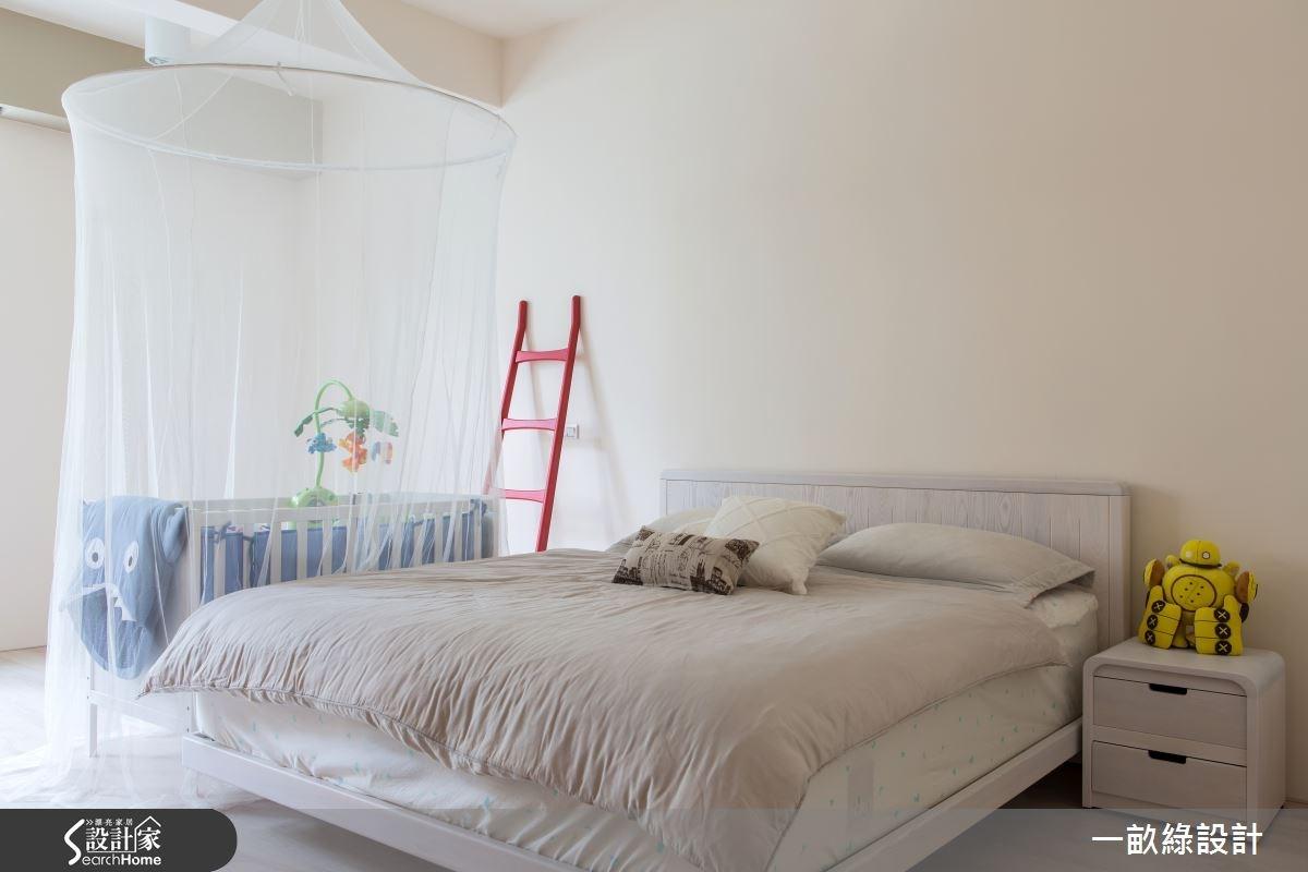 35坪老屋(16~30年)_現代風臥室案例圖片_一畝綠設計_一畝綠_09之9