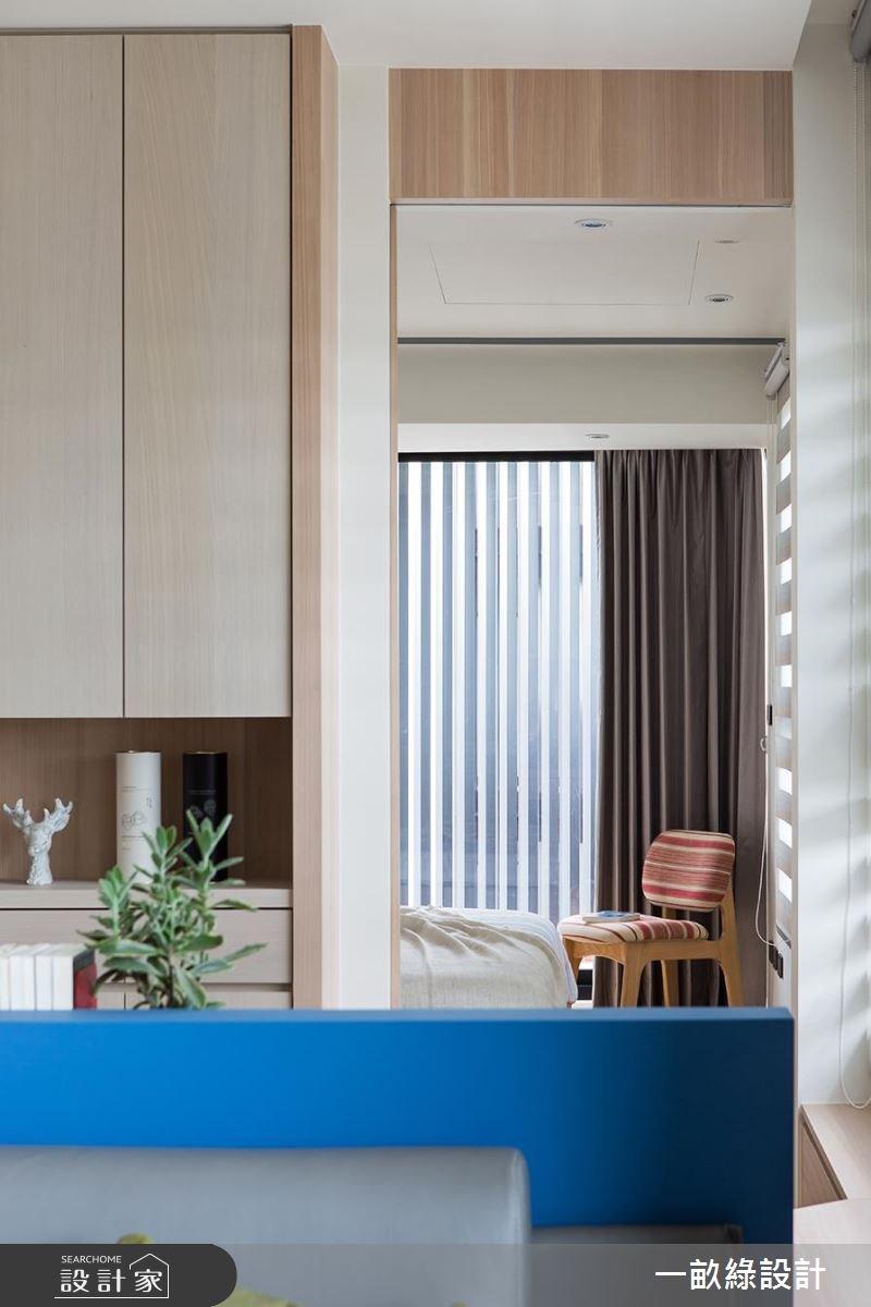 25坪新成屋(5年以下)_現代風案例圖片_一畝綠設計_一畝綠_19之1
