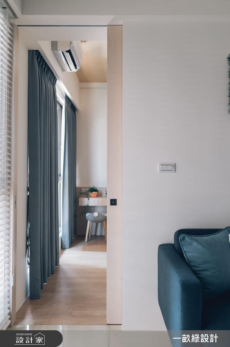 20坪新成屋(5年以下)_現代風案例圖片_一畝綠設計_一畝綠_23之9