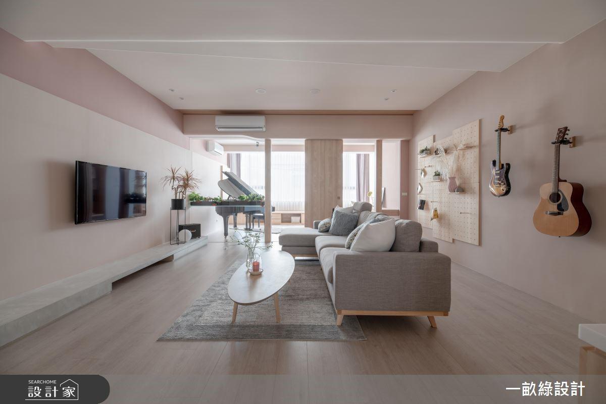 40坪老屋(16~30年)_現代風案例圖片_一畝綠設計_一畝綠_29之3