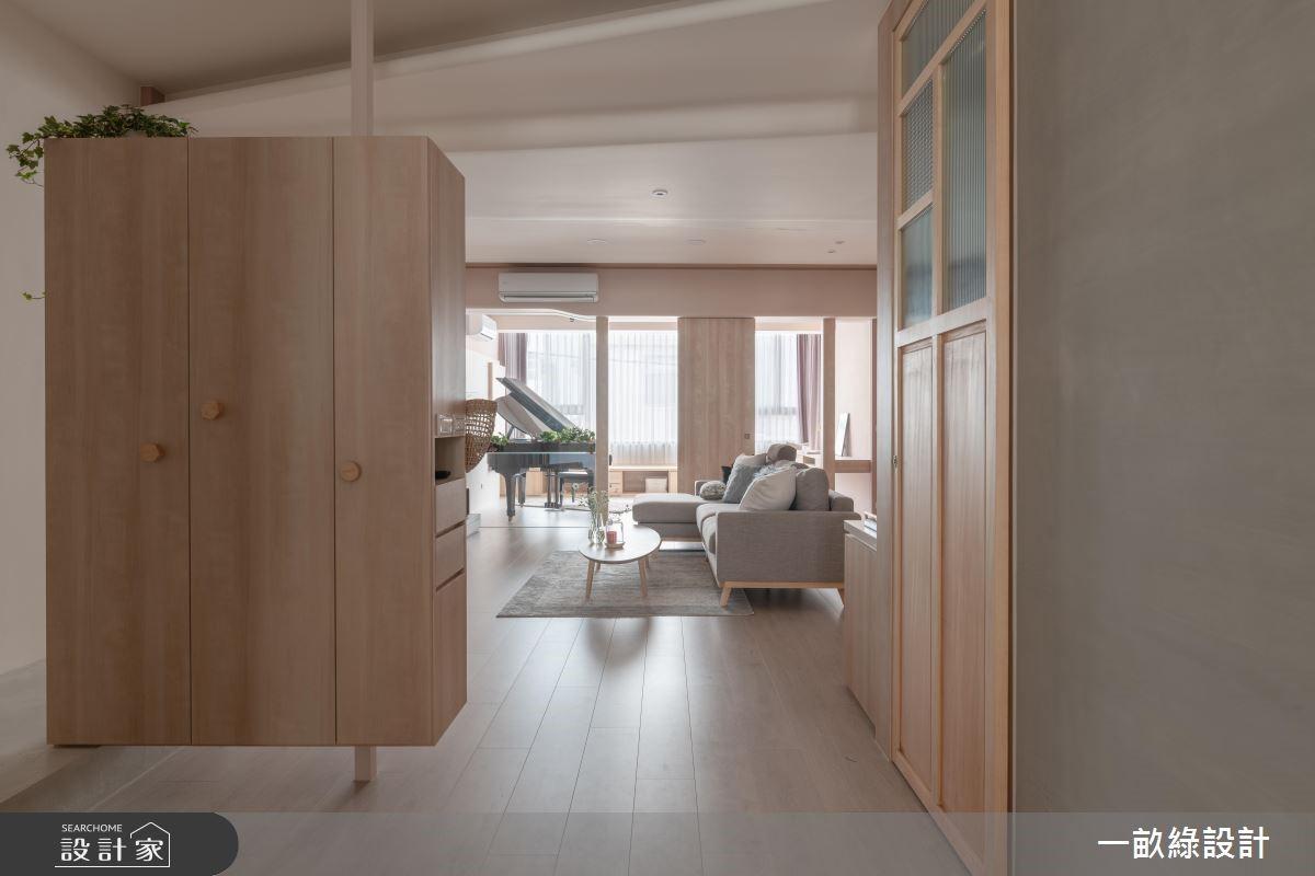 40坪老屋(16~30年)_現代風案例圖片_一畝綠設計_一畝綠_29之2