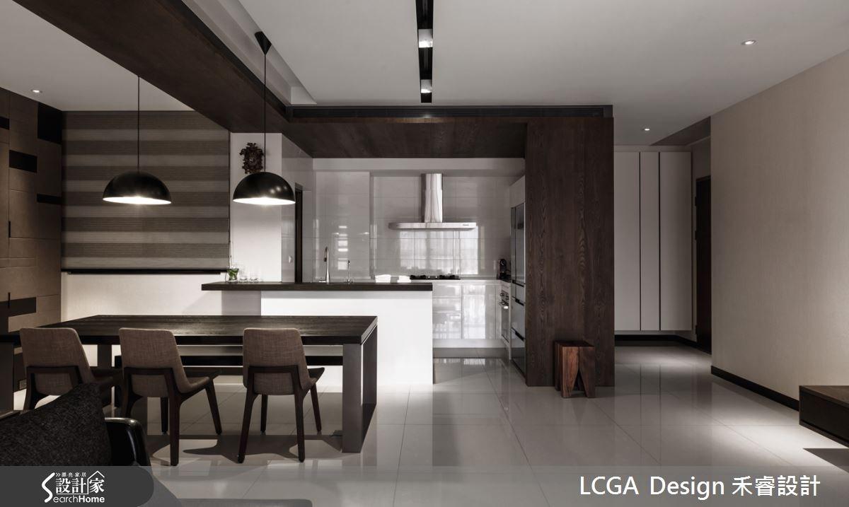 35坪預售屋_現代風案例圖片_LCGA Design 禾睿設計_禾睿(LCGA)_01之3