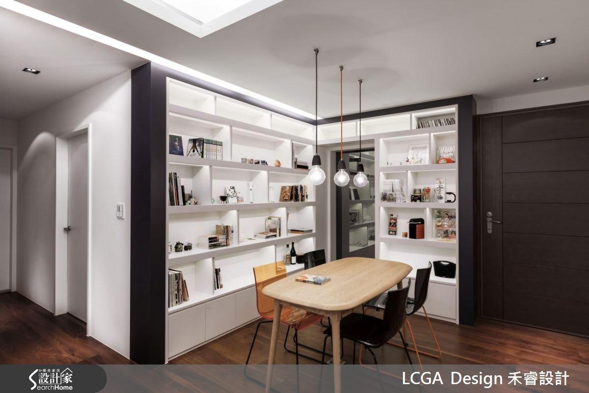 21坪新成屋(5年以下)_現代風案例圖片_LCGA Design 禾睿設計_禾睿(LCGA)_02之4
