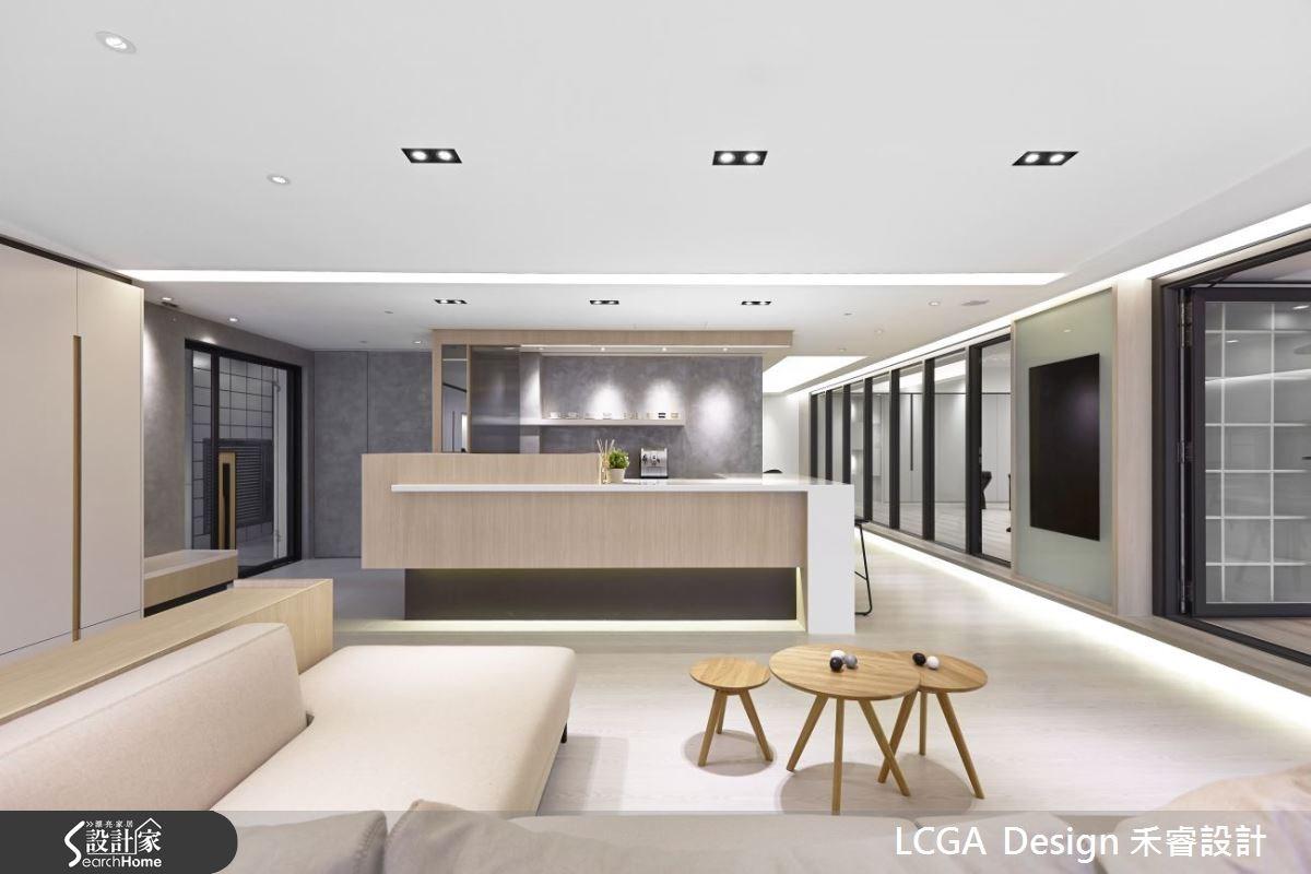 59坪中古屋(5~15年)_北歐風案例圖片_LCGA Design 禾睿設計_禾睿(LCGA)_04之5