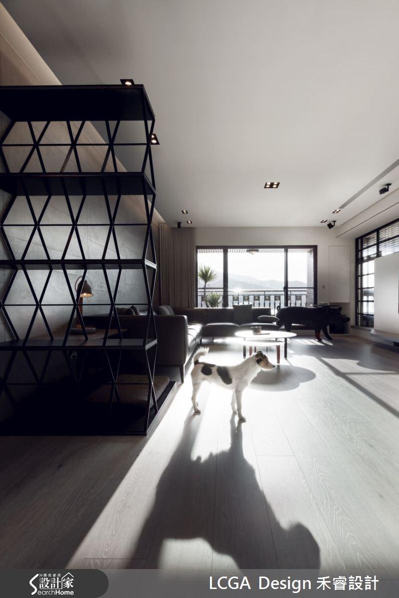 41坪新成屋(5年以下)_工業風案例圖片_LCGA Design 禾睿設計_禾睿(LCGA)_05之2
