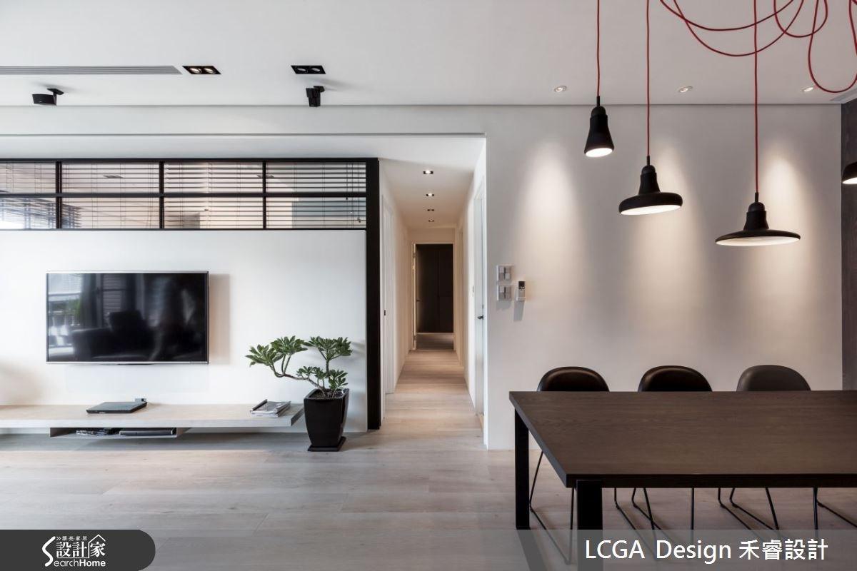41坪新成屋(5年以下)_工業風案例圖片_LCGA Design 禾睿設計_禾睿(LCGA)_05之4