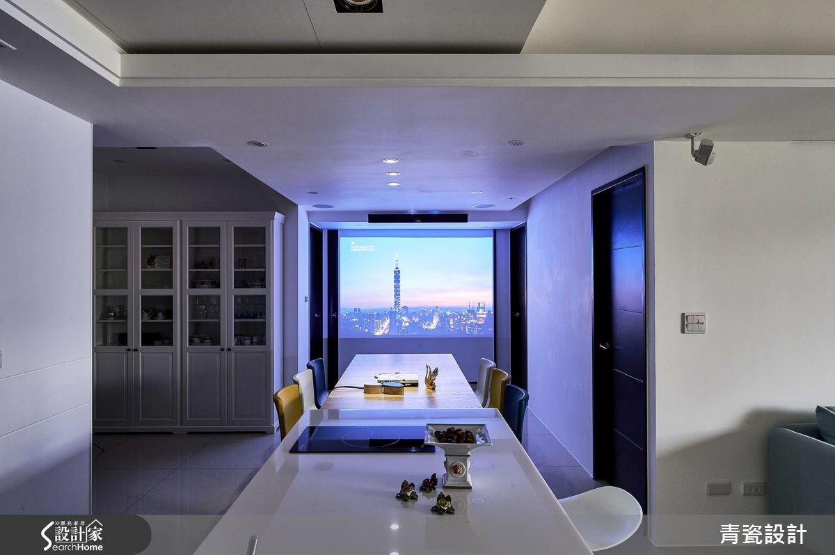 35坪_現代風餐廳吧檯案例圖片_青瓷設計工程有限公司_青瓷_18之12