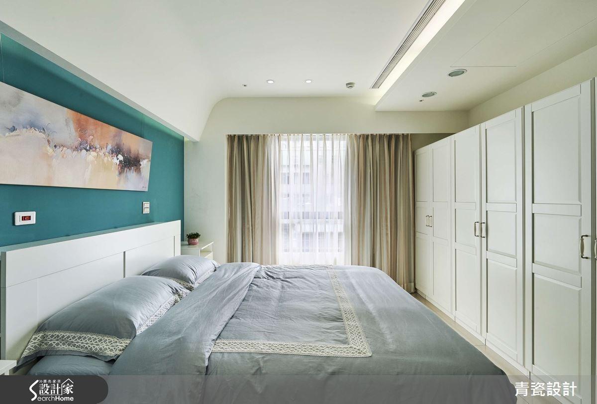 35坪_現代風臥室案例圖片_青瓷設計工程有限公司_青瓷_18之14