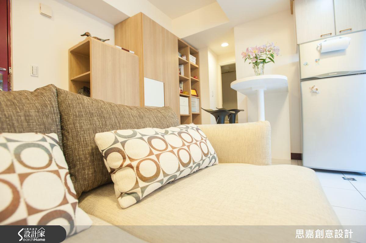 15坪老屋輕裝修 讓您的生活機能感加倍!