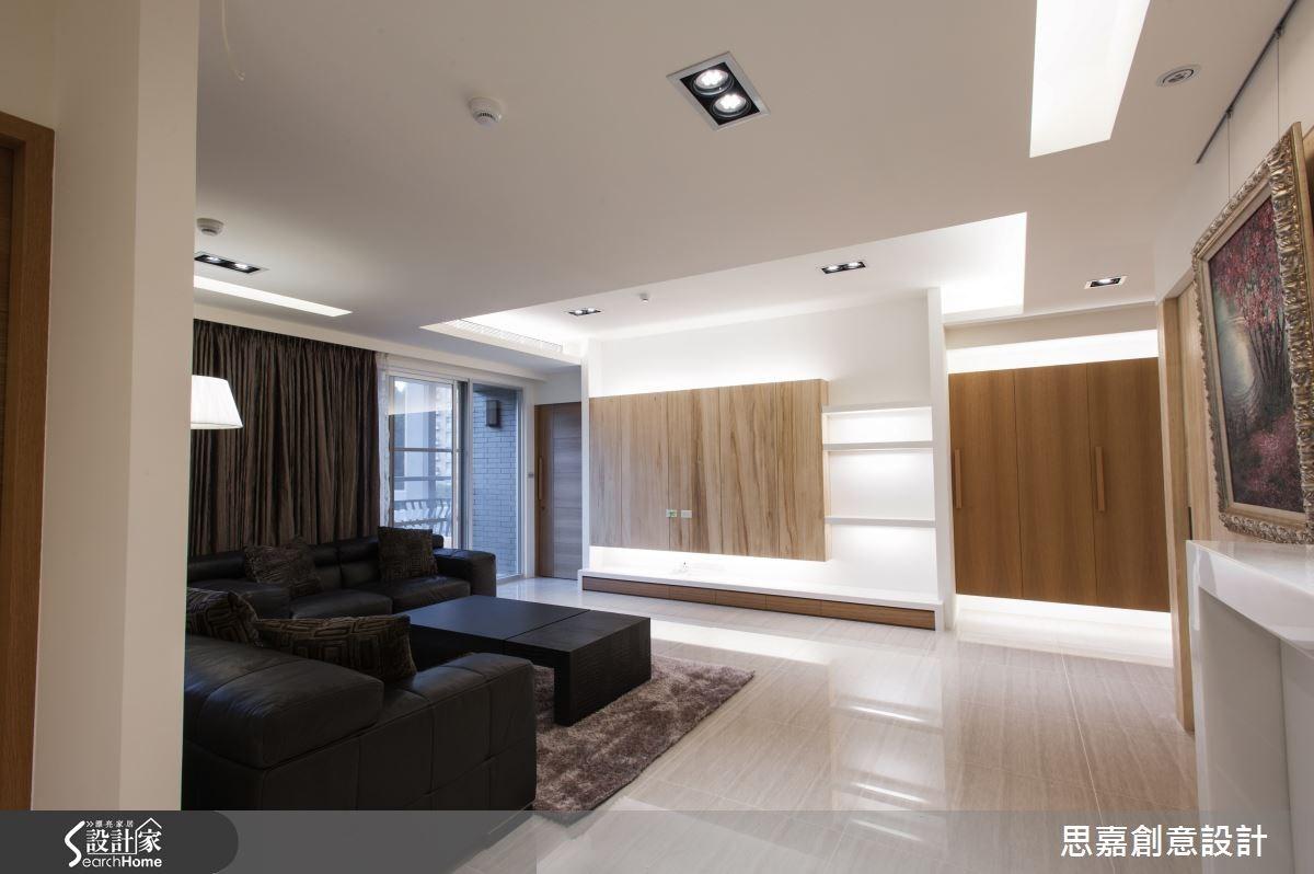 35坪新成屋(5年以下)_簡約風案例圖片_思嘉創意設計_思嘉_04之3