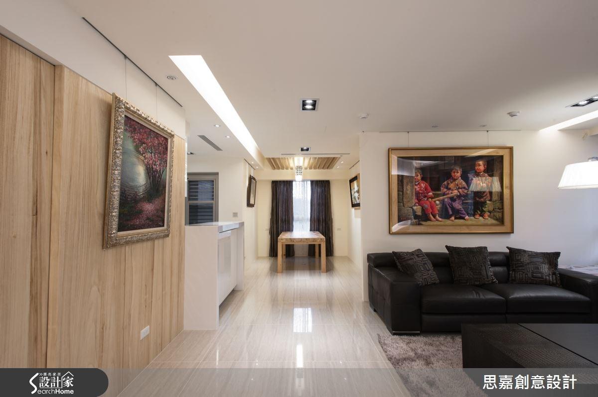 35坪新成屋(5年以下)_簡約風案例圖片_思嘉創意設計_思嘉_04之4