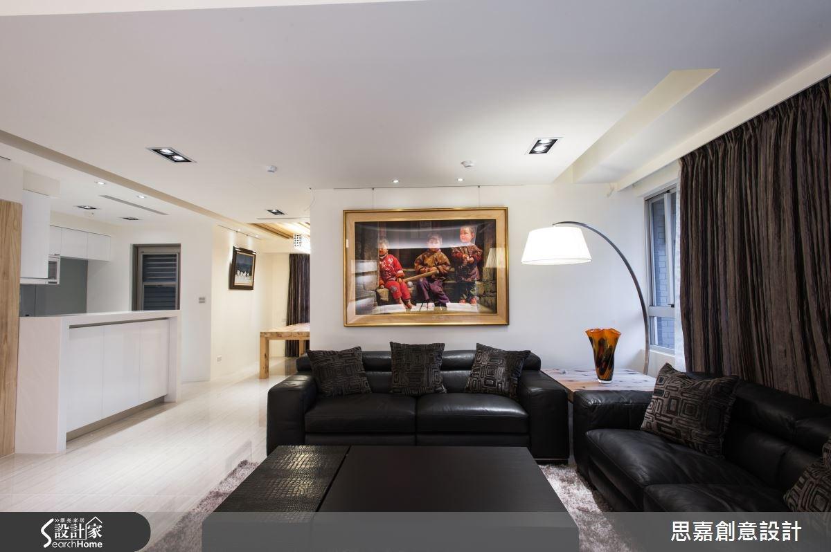35坪新成屋(5年以下)_簡約風案例圖片_思嘉創意設計_思嘉_04之7