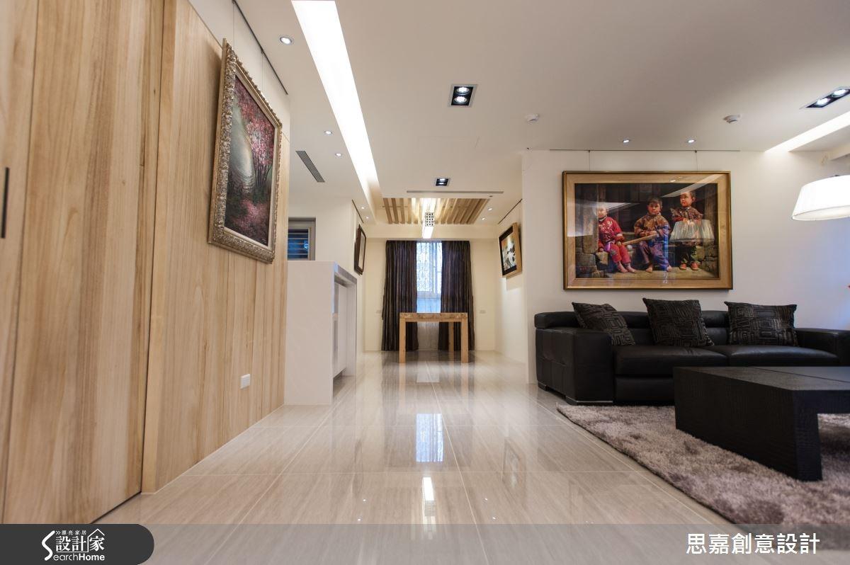 35坪新成屋(5年以下)_簡約風案例圖片_思嘉創意設計_思嘉_04之6