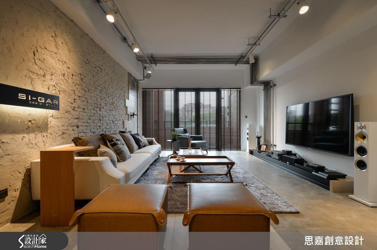 55坪新成屋(5年以下)_混搭風案例圖片_思嘉創意設計_思嘉_11之3