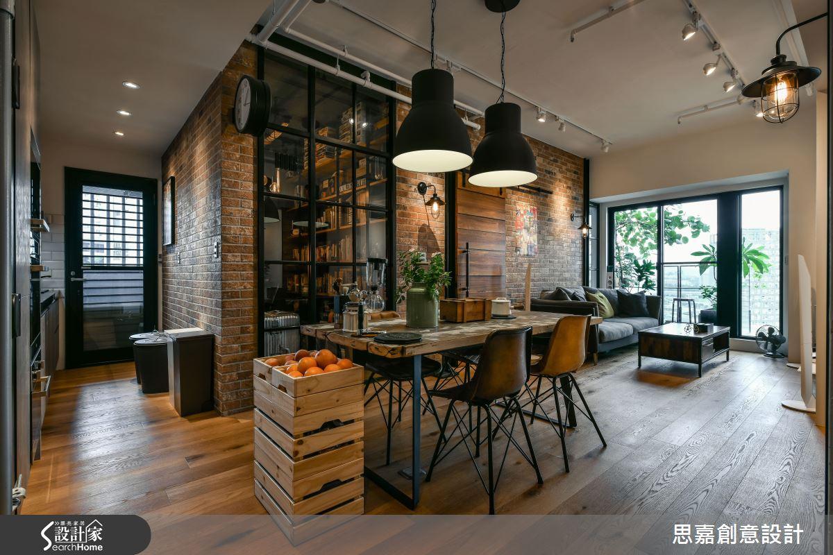 走進 25 坪紐約藝術 Loft 公寓 每一個角落都是道地風景