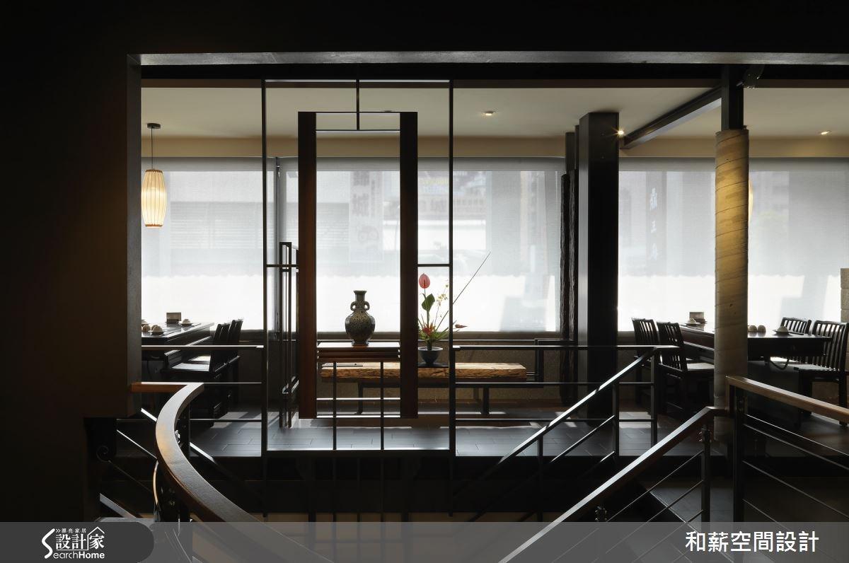 250坪新成屋(5年以下)_混搭風商業空間案例圖片_和薪室內裝修設計有限公司_和薪_01之4