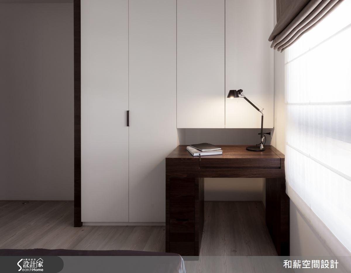 45坪新成屋(5年以下)_混搭風案例圖片_和薪室內裝修設計有限公司_和薪_03之13