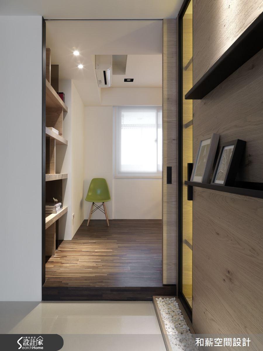 46坪新成屋(5年以下)_混搭風案例圖片_和薪室內裝修設計有限公司_和薪_06之4