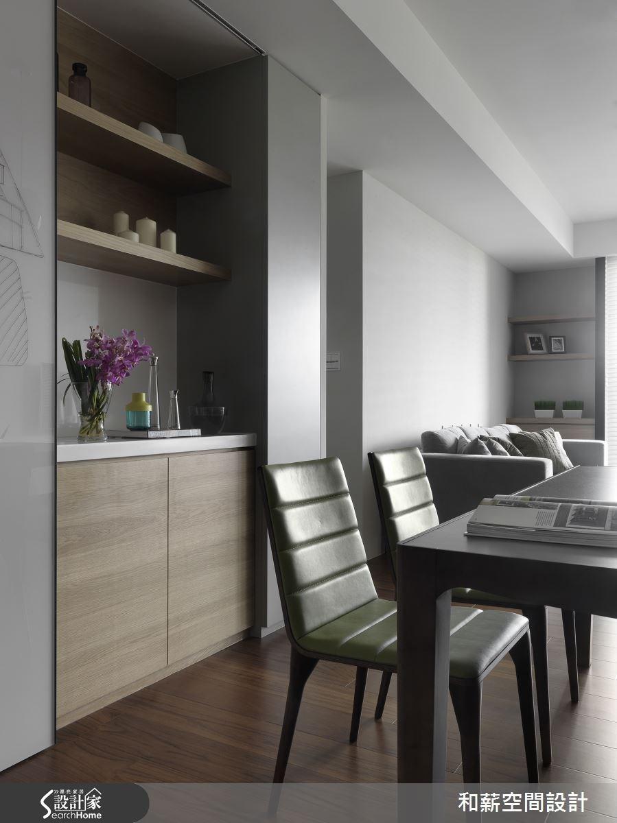 42坪新成屋(5年以下)_混搭風案例圖片_和薪室內裝修設計有限公司_和薪_08之6