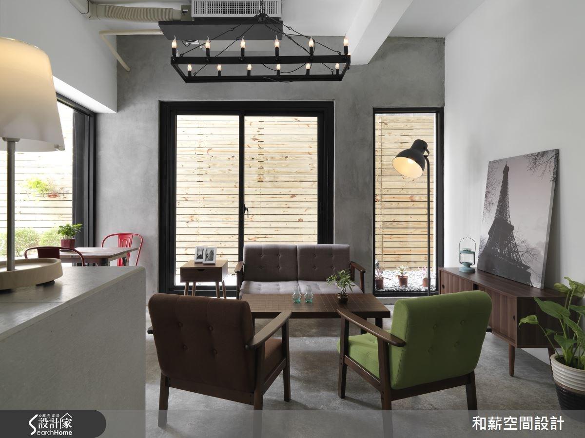 60坪老屋(16~30年)_工業風案例圖片_和薪室內裝修設計有限公司_和薪_10之5