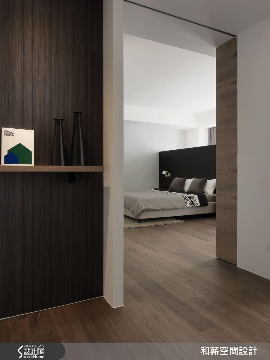 88坪新成屋(5年以下)_混搭風案例圖片_和薪室內裝修設計有限公司_和薪_12之13