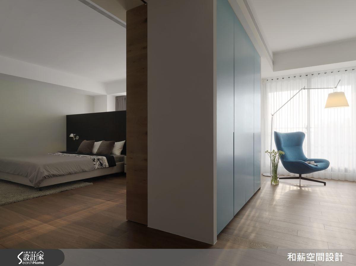 88坪新成屋(5年以下)_混搭風案例圖片_和薪室內裝修設計有限公司_和薪_12之17