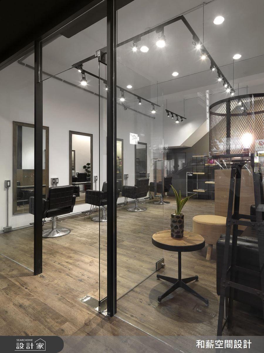 20坪老屋(16~30年)_混搭風商業空間案例圖片_和薪室內裝修設計有限公司_和薪_16之3