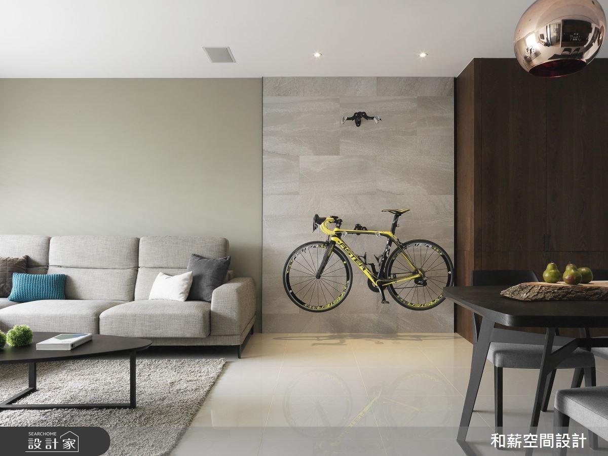 24坪預售屋_混搭風客廳案例圖片_和薪室內裝修設計有限公司_和薪_17之1