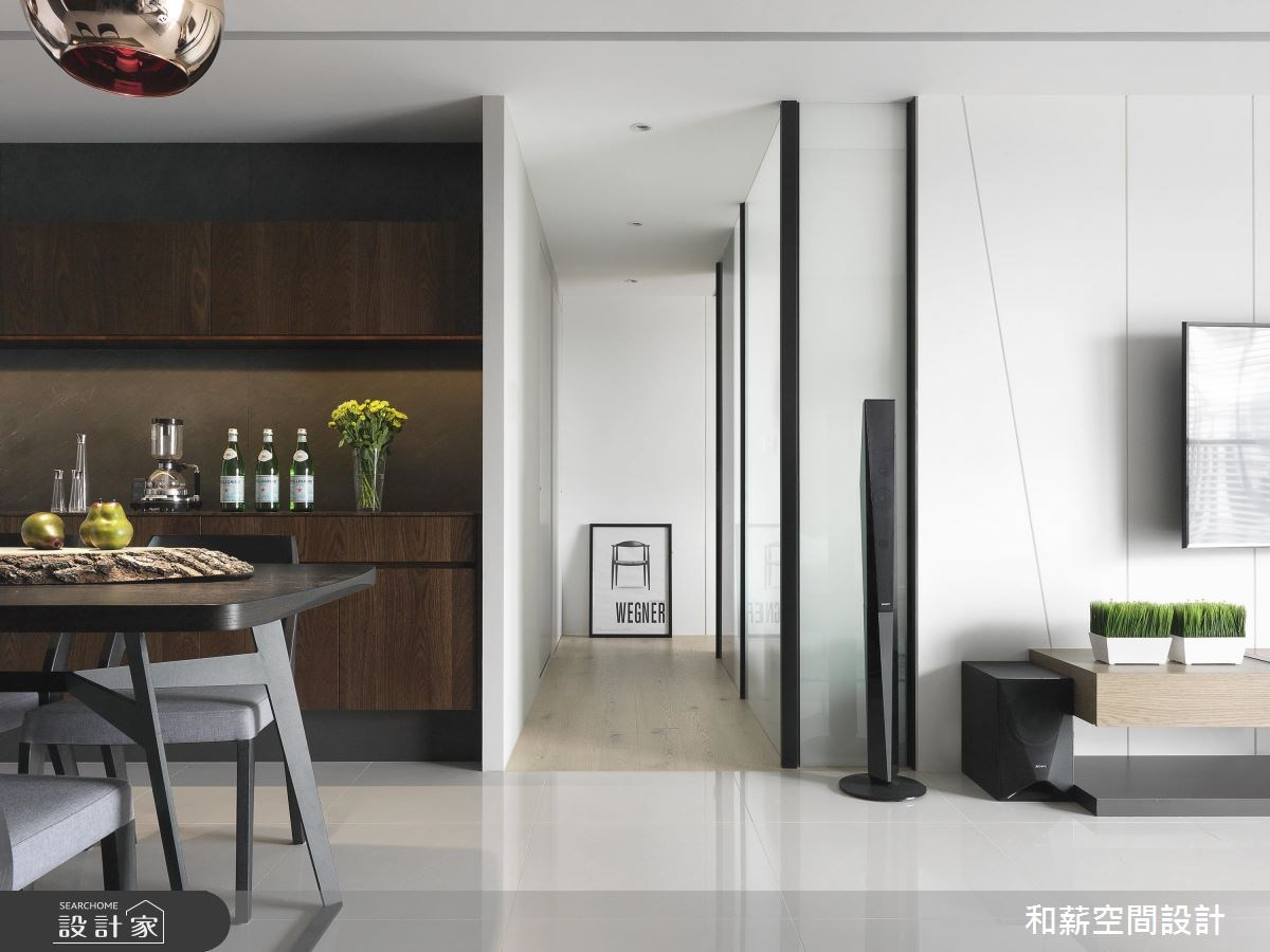 24坪預售屋_混搭風案例圖片_和薪室內裝修設計有限公司_和薪_17之5
