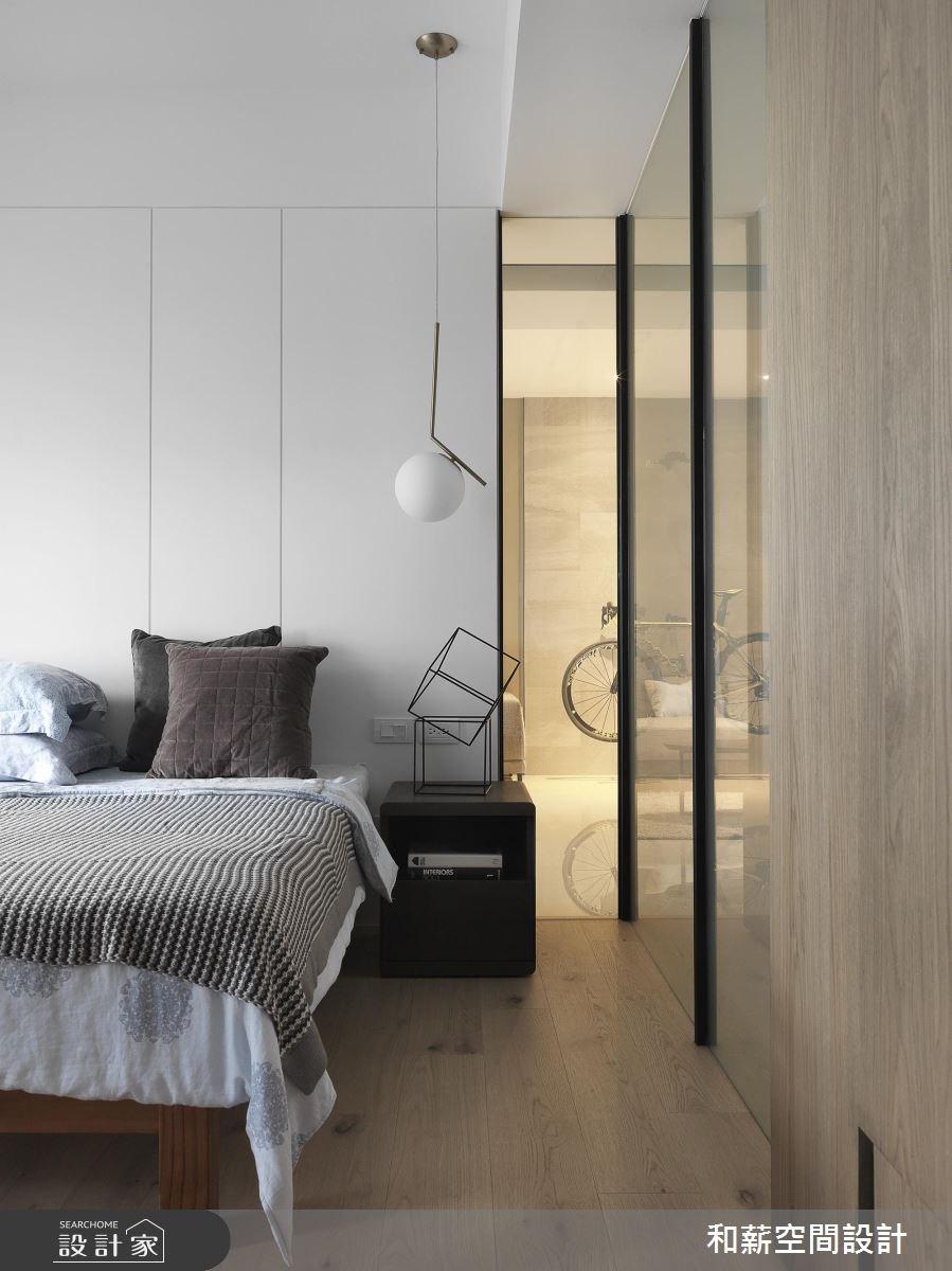 24坪預售屋_混搭風臥室案例圖片_和薪室內裝修設計有限公司_和薪_17之7