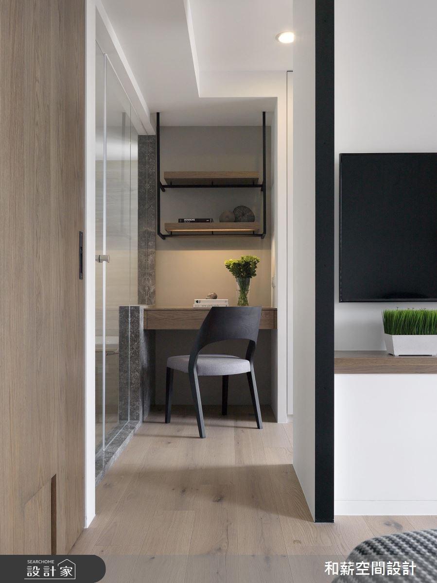 24坪預售屋_混搭風案例圖片_和薪室內裝修設計有限公司_和薪_17之10