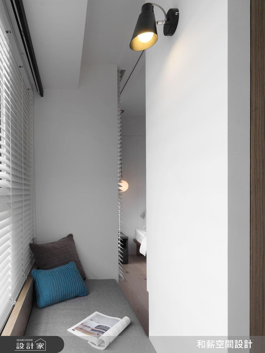 24坪預售屋_混搭風臥榻案例圖片_和薪室內裝修設計有限公司_和薪_17之12