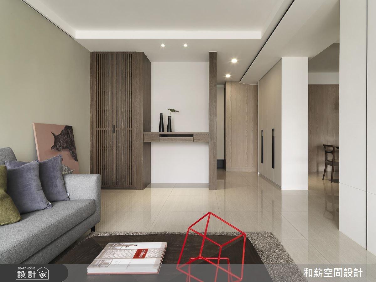 34坪預售屋_現代風案例圖片_和薪室內裝修設計有限公司_和薪_21之3