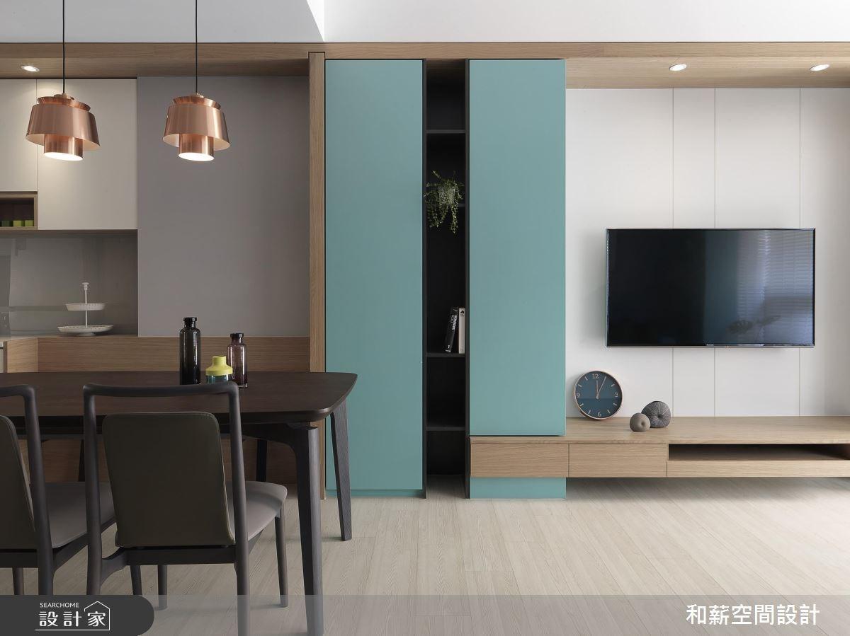 88坪老屋(16~30年)_現代風案例圖片_和薪室內裝修設計有限公司_和薪_23之1