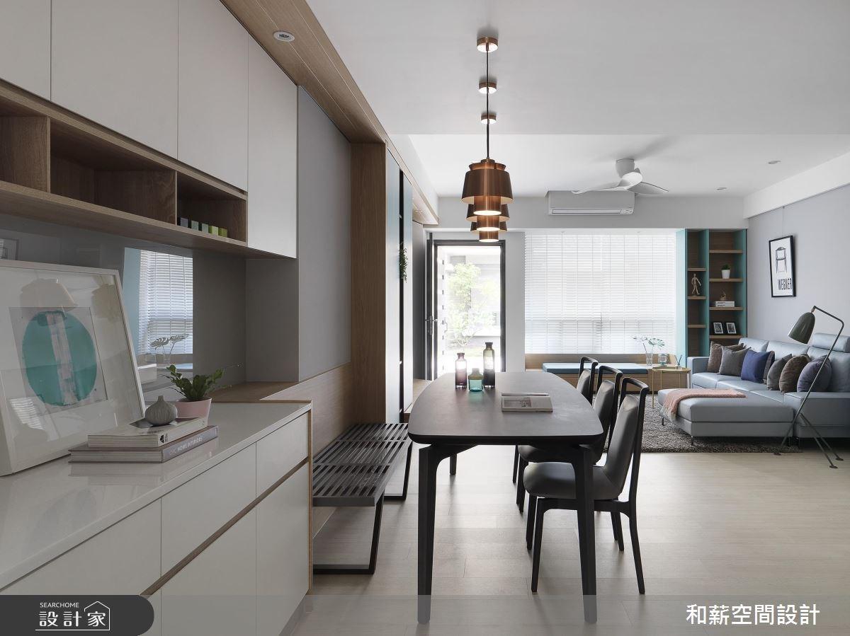 88坪老屋(16~30年)_現代風案例圖片_和薪室內裝修設計有限公司_和薪_23之5