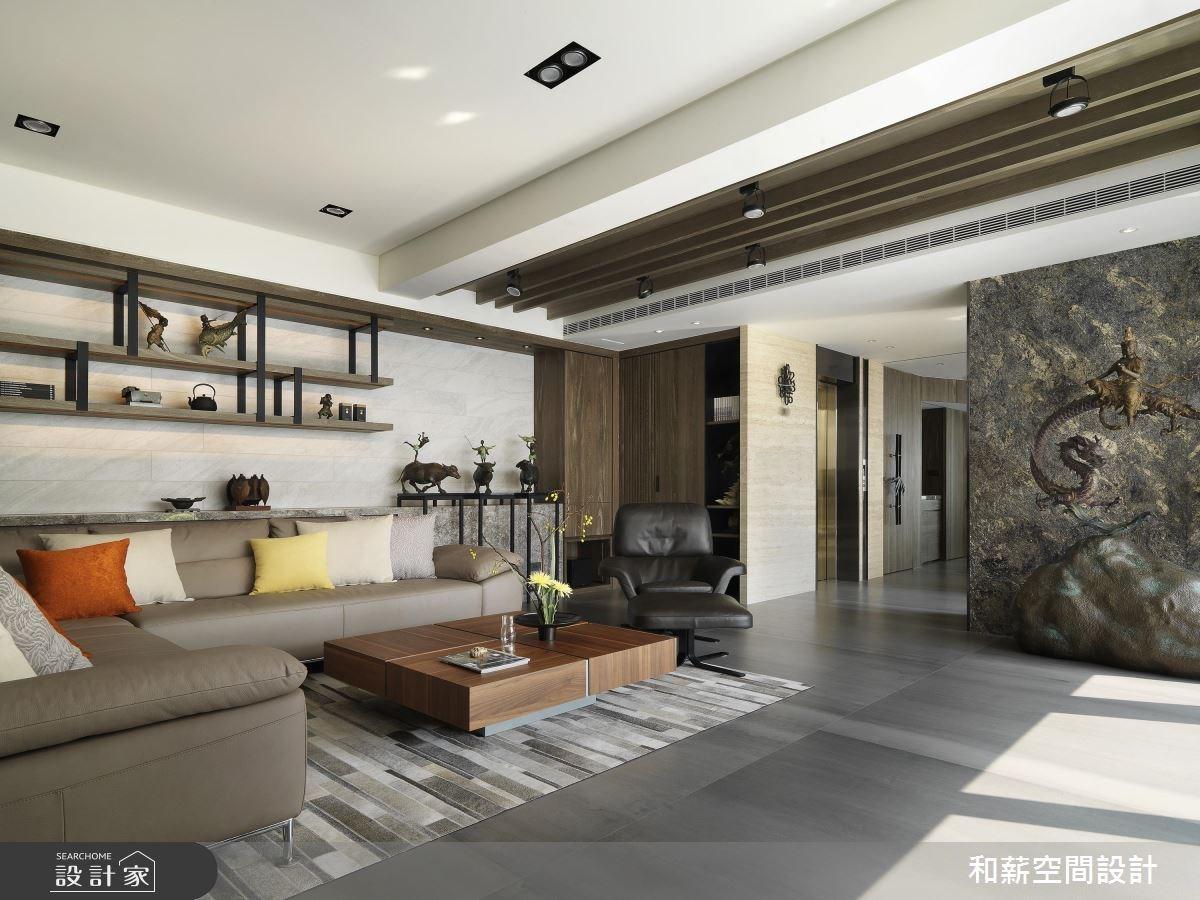 243坪預售屋_現代風案例圖片_和薪室內裝修設計有限公司_和薪_24之2